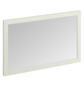 Burlington 120 Fitted Framed Bathroom Mirror, 750mm High x 1200mm Wide, Sand BU10452