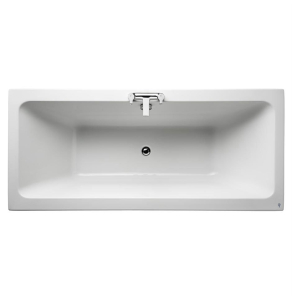 Ideal Standard Tempo Cube Double Ended Rectangular Bath 1800mm X 800mm 0 Tap Hole - E258401 - E258401 IS10333