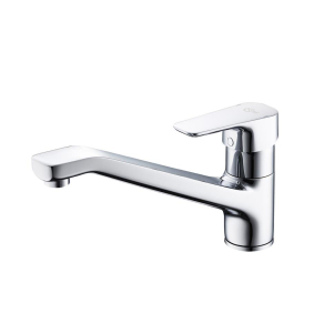 Ideal Standard Tempo Kitchen Mixer Tap Single Lever Chrome - B0766AA IS10646