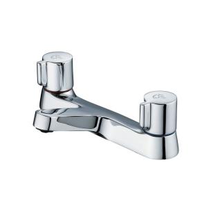 Ideal Standard Alto Dual Control Bath Filler Tap Chrome - B9674AA IS10616