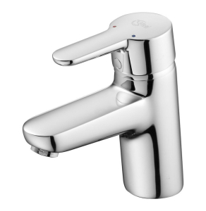 Ideal Standard Concept Blue Single Lever Basin Mixer Tap Chrome - B9918AA IS10609