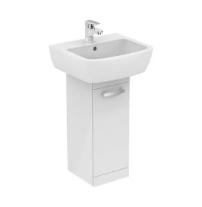 Ideal Standard Tempo 1-Door Pedestal Unit Gloss White - E3259WG IS10365