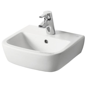 Ideal Standard Tempo Handrinse Washbasin 400mm Wide 1 Tap Hole - T059301 IS10128