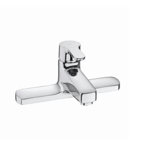 Roca L20 Bath Filler Tap Deck Mounted In Chrome - 5A1909C00 RO10546