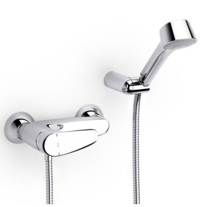 Roca Monodin-N Sequential Exposed Mixer Shower with Shower Kit - 5A2007C02 RO10606
