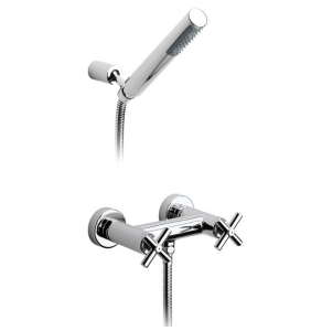 Roca Loft Dual Exposed Mixer Shower with Shower Kit - 5A2043C00 RO10600