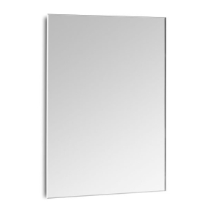 Roca Luna Square Bathroom Mirror 900mm H - 812188000 RO10354