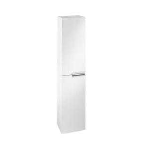 Roca Victoria-N Column Unit, 300mm Wide, Gloss White - 856660806 RO10395