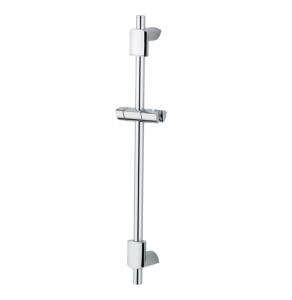 Bristan Evo Shower Riser Rail with Adjustable Fixing Bracket 660mm H - Chrome EVC ADR02 C