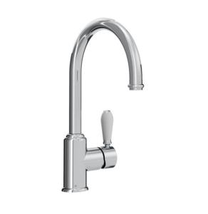 Bristan Renaissance Single Lever Easyfit Mono Kitchen Sink Mixer Tap - Chrome RS SNKSL EF C