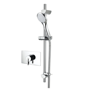 Bristan Sonique Sequential Concealed Mixer Shower with Shower Kit SOQ2 SHCAR C