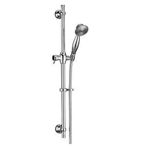 Bristan Shower Kit 106 Chrome Plated KIT106 C