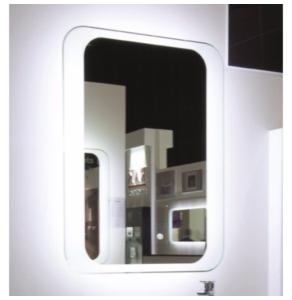 RAK Harmony LED Bathroom Mirror with Demister Pad and Bluetooth 800mm H x 600mm W - RAKHAR5003 RAK10229