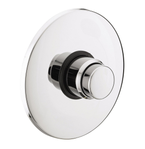 Bristan Concealed Timed Flow Control for Water Economy, Chrome TUF100CCP