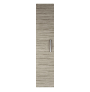 Nuie Athena Driftwood Contemporary 300mm Tall Unit (1 Door) - MOC161 MOC161