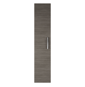 Nuie Athena Brown Grey Avola Contemporary 300mm Tall Unit (1 Door) - MOD561 MOD561