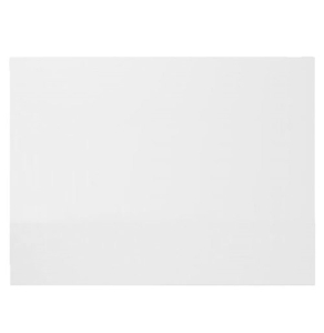 Nuie Amelia Gloss White Contemporary End Panel (700mm) - NMP131 NMP131