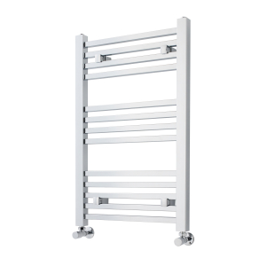 Nuie Square Ladder Rails Chrome Contemporary Rail - MTY108 MTY108