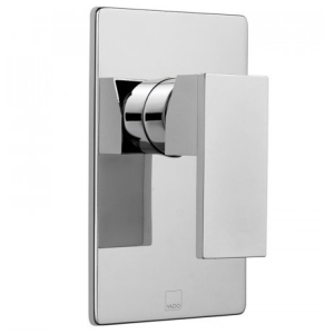 Vado Notion Concealed Manual Shower Valve Single Lever Wall Mounted - Not-145A-C/P VADO1437