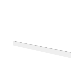 Hudson Reed Fusion Gloss White 2000 Plinth - OFF193 OFF193