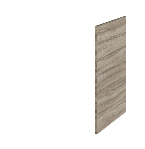 Hudson Reed Fusion Driftwood Decorative End Panel - OFF292 OFF292