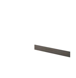 Hudson Reed Fusion Brown Grey Avola 1250 Plinth - OFF591 OFF591