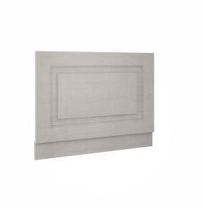 Nuie York Stone Grey Traditional 750mm Bath End Panel - OLP212 OLP212