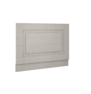 Nuie York Stone Grey Traditional 800mm Bath End Panel - OLP213 OLP213