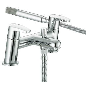 Bristan Orta Bath Shower Mixer Chrome - OR BSM C OR BSM C