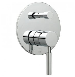 Vado Origins Concealed Single Lever Wall Mounted Manual Shower Valve With Diverter - Ori-147A-C/P VADO1454