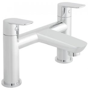 Vado Photon 2 Hole Bath Filler Deck Mounted - Pho-137-C/P VADO1822