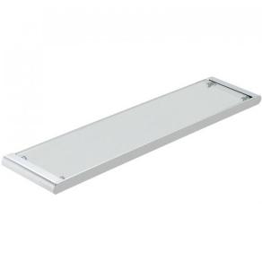 """Vado Photon Clear Glass Shelf 573Mm (23"""") - Pho-185-C/P VADO1025"""