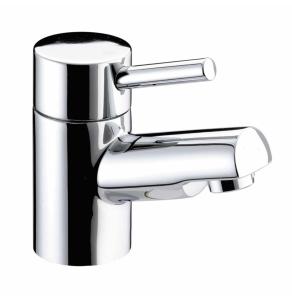 Bristan Prism 1 Hole Bath Filler Chrome - PM 1HBF C PM 1HBF C