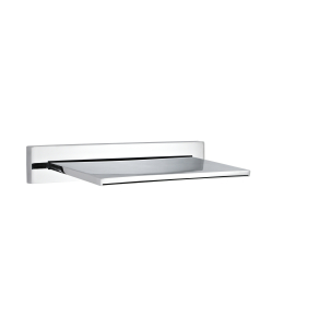 Nuie Strike Chrome Contemporary Bath Filler - PN300 PN300