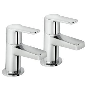 Bristan Pisa Bath Taps Chrome - PS2 3/4 C PS2 3/4 C