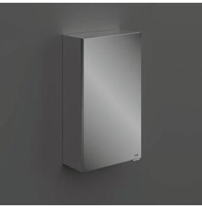 RAK Joy 1 Door Wall Hung Mirror Cabinet 400mm Wide - JOYMC04001 RAK10419