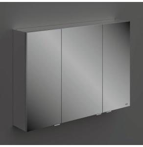 RAK Joy 3 Doors Wall Hung Mirror Cabinet 1000mm Wide - JOYMC10003 RAK10424