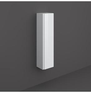 RAK Joy Wall Hung Tall Storage Unit 300mm Wide - Pure White - JOYTS120PWH RAK10288