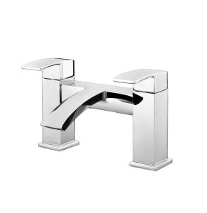 RAK Metropolitan Bath Filler Tap - Chrome - RAKMET3004 RAK10368