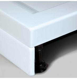 Merlyn Mstone 1200 x 900mm Shower Tray Panel Kit DRK4 DRK4
