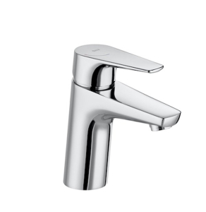Roca Atlas Basin Mixer with Smooth Body and Flexible Tails - 5A3290C0R RO10527