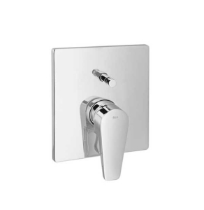 Roca Esmai Concealed Built-in Bath Shower Mixer Valve with Automatic Diverter - Chrome - 5A0B31C00 RO10627