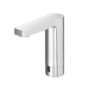 Roca L90 Infra-Red Battery Operated Electronic Basin Faucet with Flow Limiter In Chrome - 5A5601C00 RO10540