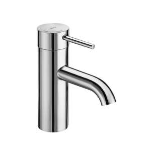 Roca Lanta Basin Mixer Tap with Smooth body In Chrome - 5A3B11C0R RO10529