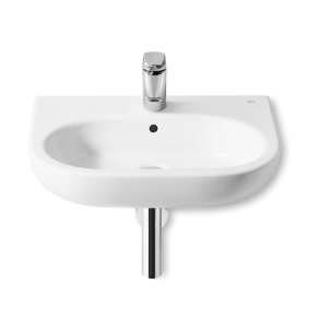 Roca Meridian-N Wall Hung Basin, 600mm Wide, 1 Tap Hole - 327242000 RO10115