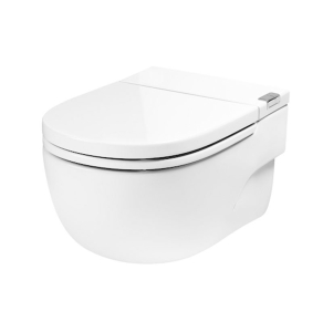Roca Meridian-N In-Tank Wall-Hung Toilet with Cistern I Support - White RO10162