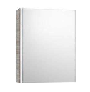 Roca Mini Mirrored Cabinet 450mm Wide - Textured Grey - 856692156 RO10441