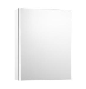 Roca Mini Mirrored Cabinet 450mm Wide - Gloss White - 856692806 RO10440