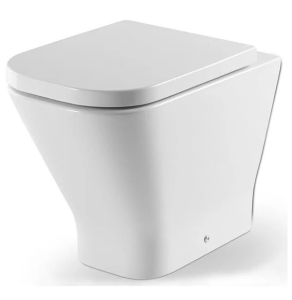 Roca The Gap Back to Wall WC Pan In White - 347477000 RO10024