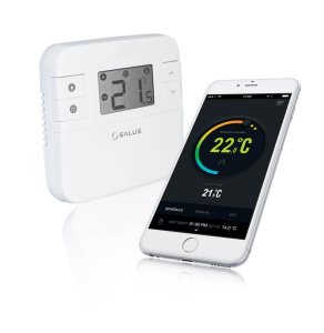 Salus Smartphone Controlled Room Thermostat - RT310I SA10003